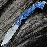 Нож Boker Magnum Blue Bowie 01RY855