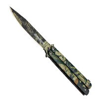 Нож Boker Magnum Balisong Camo 06EX403